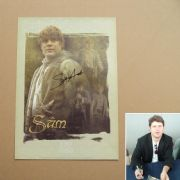 LIMITED EDITION ORIGINAL LYTHOGRAPH SIGNED PERSONALLY BY SEAN ASTIN